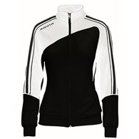 TRAININGS JACK FORZA LADIES ZWART/WIT 34